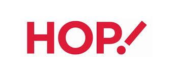 نشان هواپیمایی هوپ فرانسه HOP! Airline Company