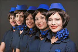 مهمانداران هواپیمایی ایندی گو هندوستان IndiGo Airlines