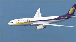 هواپیما هواپیمایی جت ایرویز هندوستان Jet Airways Airline