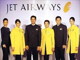 مهمانداران هواپیمایی جت ایرویز هندوستان Jet Airways Airline