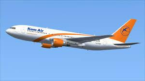 هواپیما هواپیمایی کام ایر افغانستان KAM Air Airlines