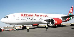 هواپیما هواپیمایی کنیا ایرویز Kenya Airways Airlines