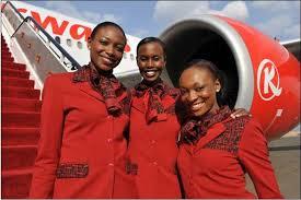 مهمانداران هواپیمایی کنیا ایرویز Kenya Airways Airlines