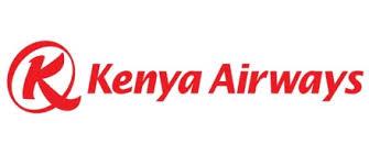 نشان هواپیمایی کنیا ایرویز Kenya Airways Airlines