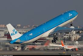هواپیما هواپیمایی کی ال ام KLM Royal Dutch Airlines