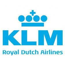 نشان هواپیمایی کی ال ام KLM Royal Dutch Airlines