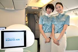 مهمانداران هواپیمایی کره کره جنوبی Korean Air Airline