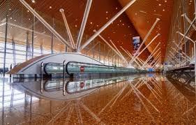 نمایی از فرودگاه کوالالامپور مالزی