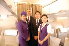 مهمانداران هواپیمایی کویت ایرویز Kuwait Airways Airline