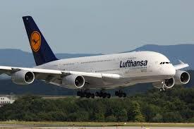 هواپیما هواپیمایی لوفتهانزا Lufthansa Airline Company