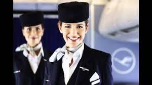 مهمانداران هواپیمایی لوفتهانزا Lufthansa Airline Company