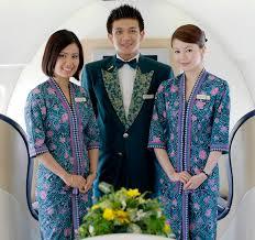 مهمانداران هواپیمایی مالزی ایرلاین Malaysia Airlines