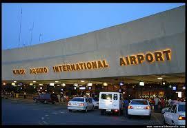 نمایی از فرودگاه مانیل فیلیپین