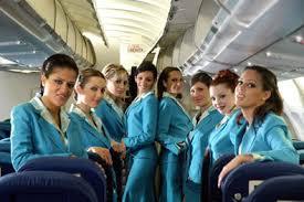 مهمانداران هواپیمایی خاورمیانه لبنان Middle East Airlines