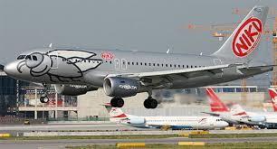 هواپیما هواپیمایی نیکی لوفت فارت اتریش Niki Airline