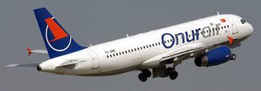هواپیما هواپیمایی انور ایر ترکیه Onur Air Airline