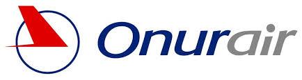 نشان هواپیمایی انور ایر ترکیه Onur Air Airline