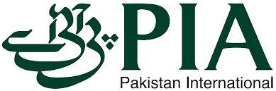 نشان هواپیمایی بینالمللی پاکستان Pakistan International Airlines