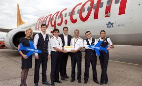 مهمانداران هواپیمایی پگاسوس Pegasus Airlines Company