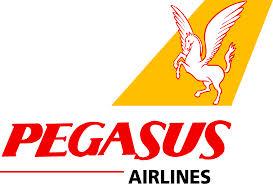 نشان هواپیمایی پگاسوس Pegasus Airlines Company