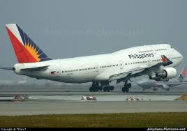 هواپیما هواپیمایی فیلیپین ایرلاینز Philippine Airlines