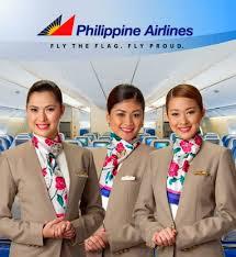 مهمانداران هواپیمایی فیلیپین ایرلاینز Philippine Airlines