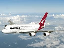 هواپیما هواپیمایی کانتاس استرالیا Qantas Airline