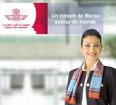 مهمانداران هواپیمایی رویال مراکش Royal Air Maroc Airline