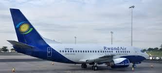 هواپیما هواپیمایی رواندا ایر Rwanda Air airlines