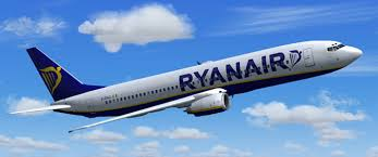 هواپیما هواپیمایی رایان ایر ایرلند Ryanair Airline