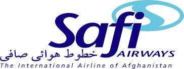 نشان هواپیمایی صافی ایرویز افغانستان Safi Airways Airline