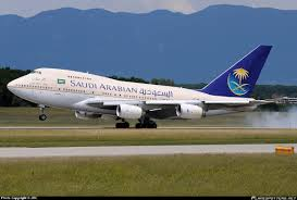 هواپیما هواپیمایی سعودی عربستان Saudia Airlines Company