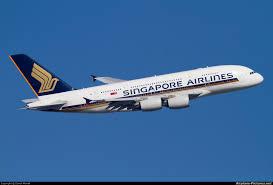 هواپیما هواپیمایی سنگاپور ایرلاینز Singapore Airlines