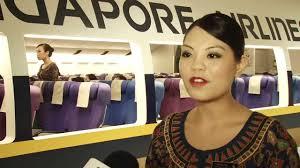 مهمانداران هواپیمایی سنگاپور ایرلاینز Singapore Airlines