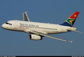 هواپیما هواپیمایی آفریقای جنوبی South African Airways
