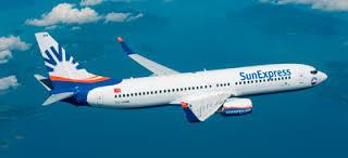 هواپیما هواپیمایی سان اکسپرس ترکیه SunExpress Airline