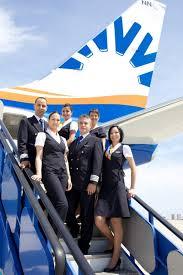 مهمانداران هواپیمایی سان اکسپرس ترکیه SunExpress Airline
