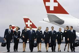 مهمانداران هواپیمایی سوئیس اینترنشنال ایرلاینز Swiss International Air Lines