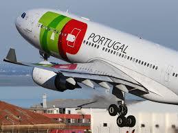 هواپیما هواپیمایی تاپ پرتغال TAP Portugal Airlines
