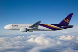 هواپیما هواپیمایی تای ایرویز اینترنشنال تایلند Thai Airways International