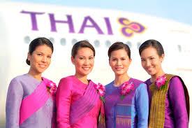مهمانداران هواپیمایی تای ایرویز اینترنشنال تایلند Thai Airways International