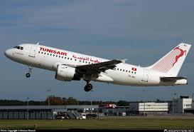 هواپیما هواپیمایی تونس ایر تونس Tunisair Airline