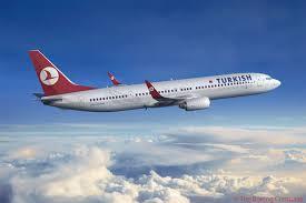 هواپیما هواپیمایی ترکیش ترکیه Turkish Airlines Company