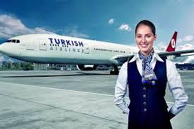 مهمانداران هواپیمایی ترکیش ترکیه Turkish Airlines Company