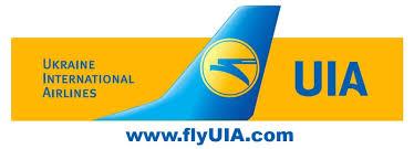 نشان هواپیمایی اوکراین اینترنشنال Ukraine International Airlines