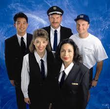 مهمانداران هواپیمایی یو اس ایرویز US Airways Airlines