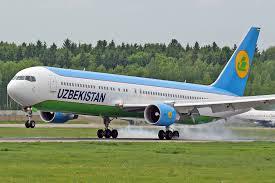 هواپیما هواپیمایی ازبکستان ایرویز Uzbekistan Airways Airline