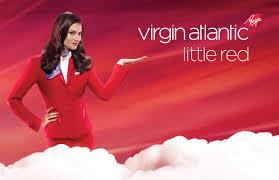 مهمانداران هواپیمایی ویرجین آتلانتیک بریتانیا Virgin Atlantic Airline
