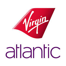نشان هواپیمایی ویرجین آتلانتیک بریتانیا Virgin Atlantic Airline