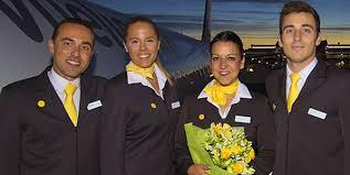 مهمانداران هواپیمایی ویولینگ اسپانیا Vueling Airlines